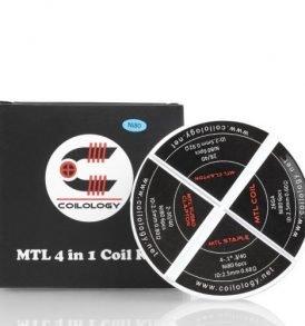 coilology mtl coils 4 en 1
